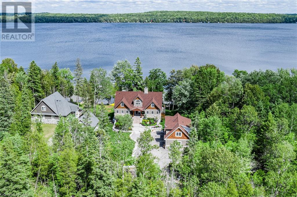 33 BEAVER DRIVE Four Mile Lake Coboconk